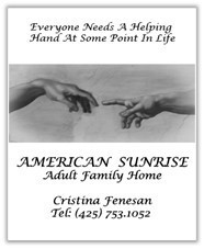American Sunrise Adult Family Home