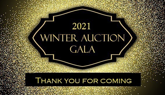 Auction 2021 Thank You