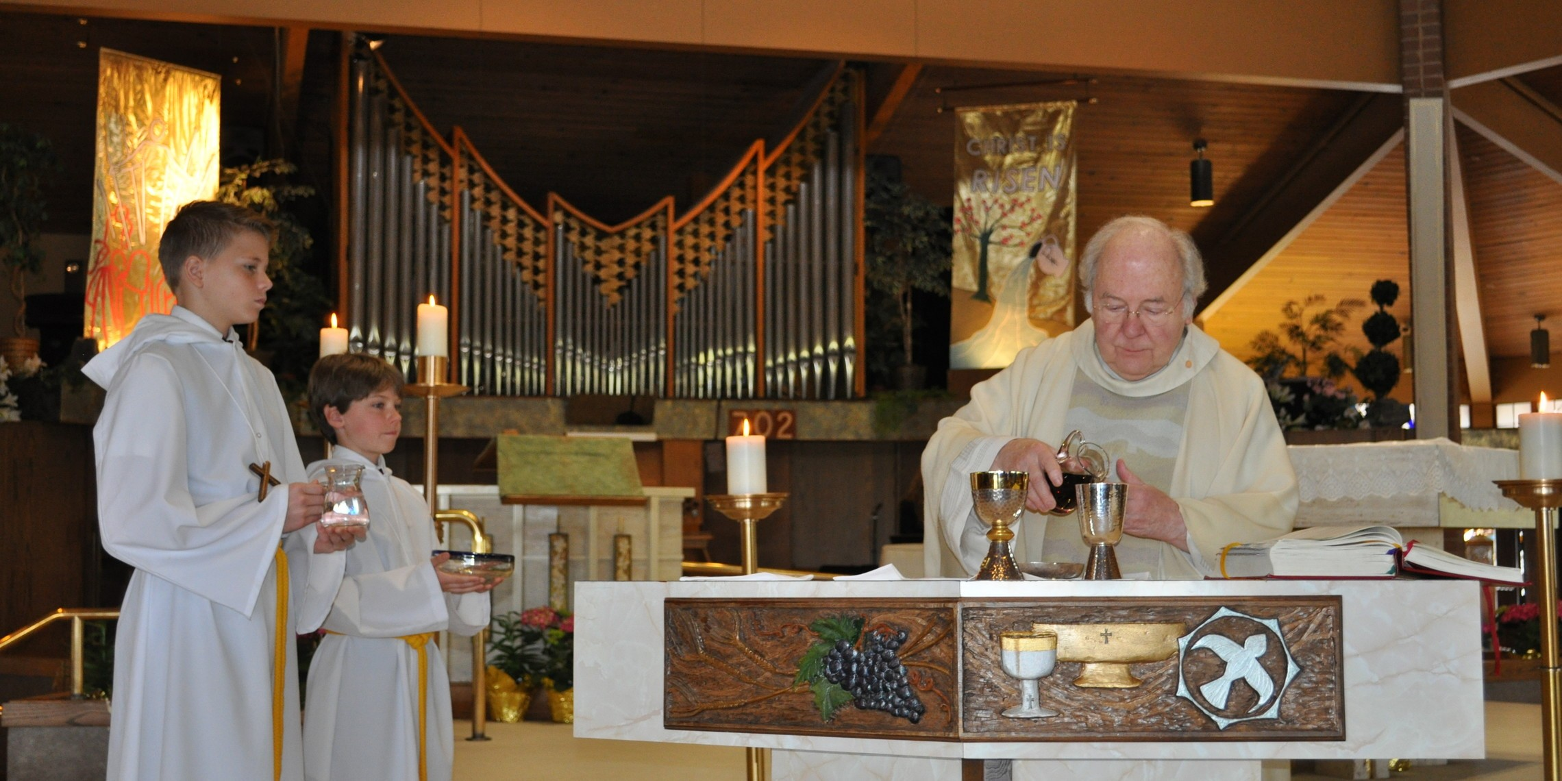 Father Picton Mass1