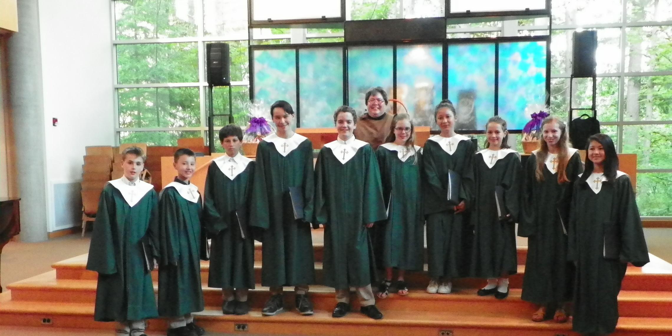 Honor Choir Spring Concert